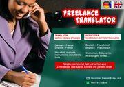 Übersetzung Lektorat Redakteur online Nachhilfe