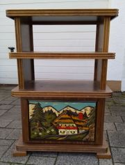 TV- Hifi-Möbel rustikal