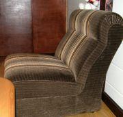 Alter Sessel ohne Gebrauchspuren und