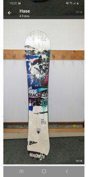 Super Ride Machete Snowboard