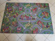 Kinderspielteppich City 200 x 140