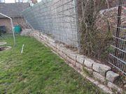 Granit Mauersteine Böschungspflaster
