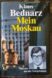Buch von Klaus Bednarz Mein