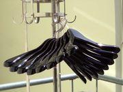 8 WEBER KLEIDERBÜGEL Modellbügel mit