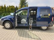 behindertengerecht Aktiv-Fahrer VW Caddy TÜV