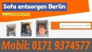 Sofa entsorgen Berlin Komplettservice 80