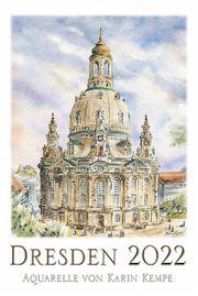 Kunst Kalender Dresden 2022 Aquarelle