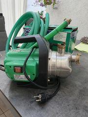 Brunnen- Gartenpumpe Cmi 1000 INOX