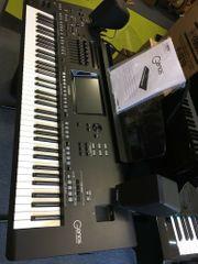 Tasten Neu Yamaha Genos XXL