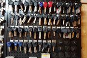 Schlüsseldiensteinrichtung Lochplatten für Ihre Schlüsselrohlinge