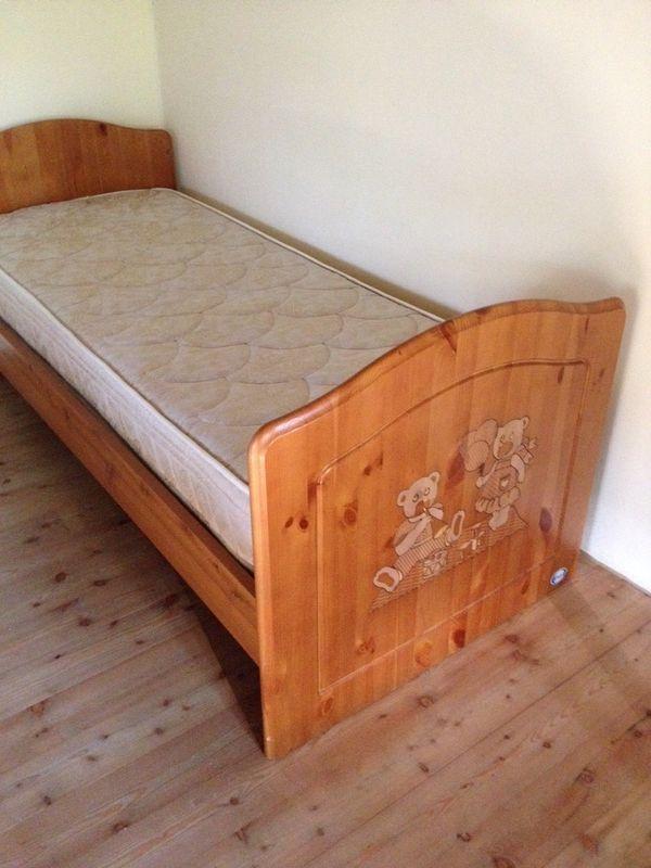 Kinderbett 175x80cm neuwertig