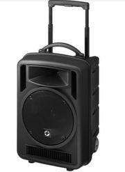 Mobile Soundanlage Monacor TXA-1022CD mit