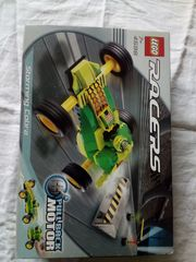 Racers Storming Cobra - LEGO 4596