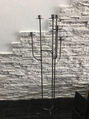 Dekorativer Metallkerzenständer Kerzenständer Kerzenhalter 100cm