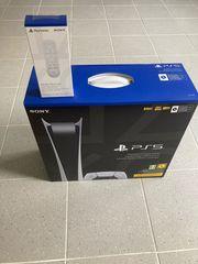 Playstation 5 Digital Edition OVP
