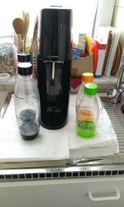 sodastream geraet mit zylinder 4
