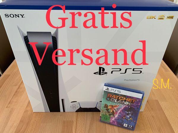 PS5 Disc V Ratchet Clank