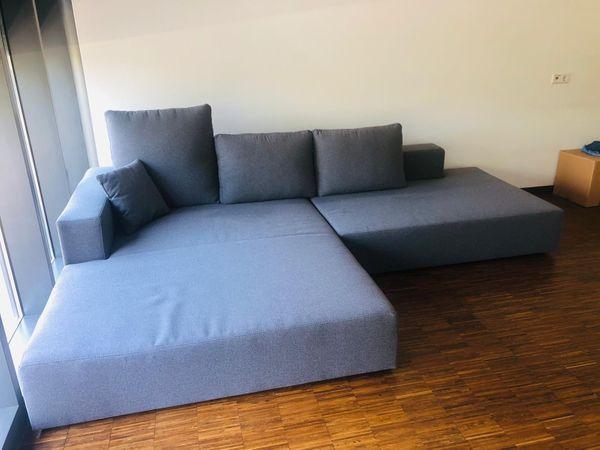 Eck-Couch - neu umzugshalber