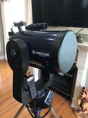 Meade LX200r gps 10 Telescope