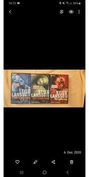 Bücher Triologie von Stieg Larsson