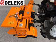DELEKS DFL-95 Bodenfräse Fräse Kettenantrieb