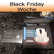 Gamer Maus Rocket Black Friday