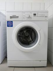 Siemens Waschmaschine WM14E3A0 6 Kg