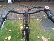 Damen City E Bike
