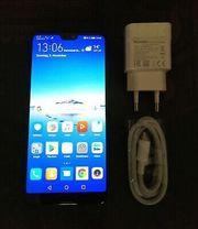 Huawei p20 pro black 128Gb