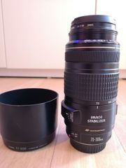 Canon EF 70-300 mm 1