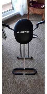 Ab Motion Bauchtrainer und Crivit