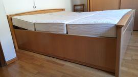 Doppelbett: Kleinanzeigen aus Kleinniedesheim - Rubrik Betten