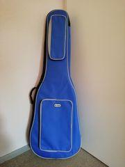Polstertasche für E-Bass zu verkaufen