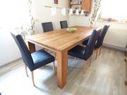 Tisch - Eiche massiv