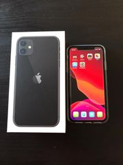 iPhone 11 128GB Schwarz