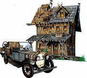 Gesucht Haus Hütte oder Maiensäss