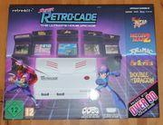 Neu Spielkonsole Super Retro-Cade mit