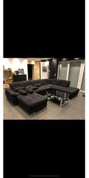 Wohnlandschaft sofa nagelneu ecke couch