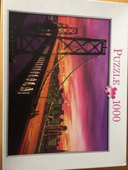 Puzzle San Francisco Bridge 1000