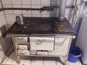 Alter rusikaler Senkin Küchenofen