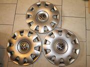 3 Stück original VW 4
