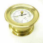 Kundo Barometer Messing 120mm Dekoration