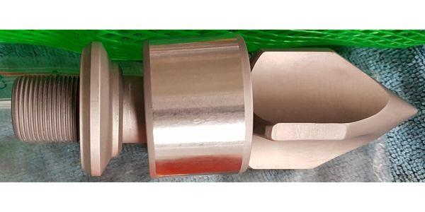 Rückstromsperre für Spritzgießmaschine K160 Ferromatik