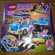 Lego friends Abschleppwagen 41348
