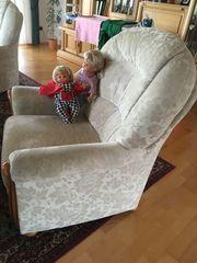 Sofa 2 x Sessel 1