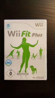 Wii Fit Plus mit Wii