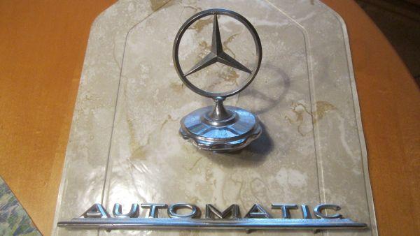 Mercedes 8 Stern W 115