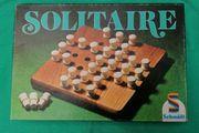 Solitaire Brettspiel Schmidt