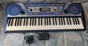 SCHNÄPPVHEN Keyboard Yamaha PSR-260 mit