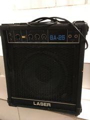 Bass Combo Laser B 25